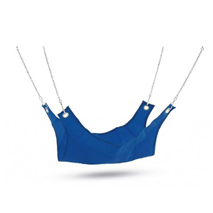 Beeztees viseča mreža za dihurje - 26 x 26 cm