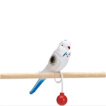 Beeztees PVC ptica na palici