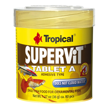 Tropical Supervit Tablets A - 36 g / 80 tablet