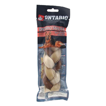 Ontario Snack pletena kita (mix) - 17,5 cm