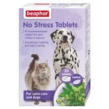 Beaphar No Stress tablete za lajšanje stresa - 20 tabl.