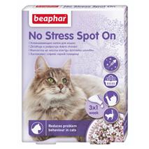 Beaphar No Stress ampule za lajšanje stresa mačk - 3 x 0,4 ml