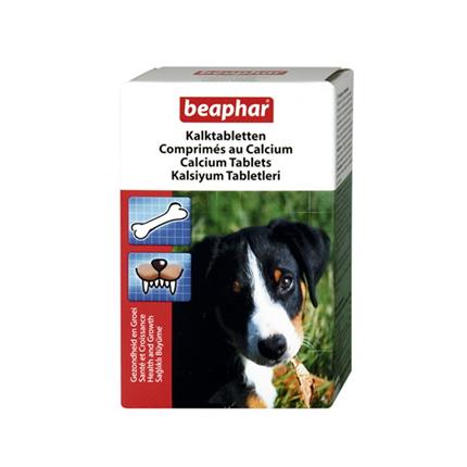 Beaphar Kalk tablete za pse z minerali - 180 tablet
