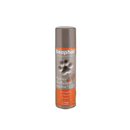 Beaphar sprej za dlako z oljem jojobe - 250 ml