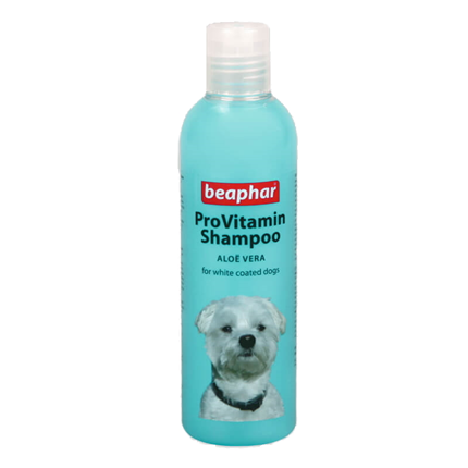 Beaphar Pro vitaminski šampon za belo dlako - 250 ml