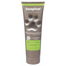 Beaphar Soft šampon v tubi za vse vrste dlake - 250 ml