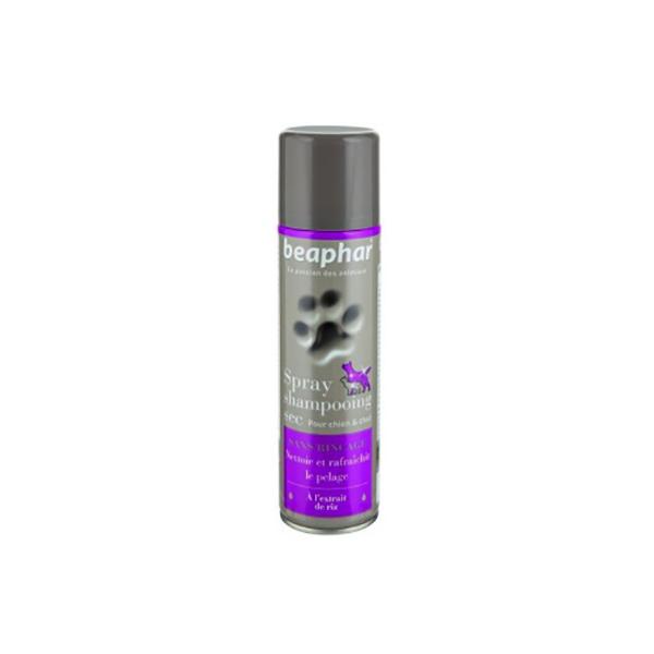 Beaphar šampon v spreju za suho pranje - 250 ml