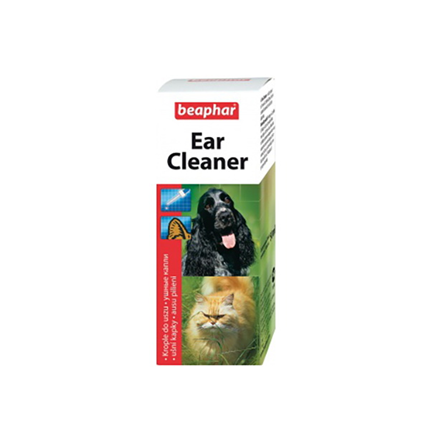 Beaphar Ear Cleaner čistilo za ušesa - 50 ml