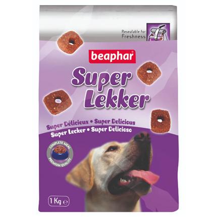 Beaphar Super Lekker posladek - 1 kg
