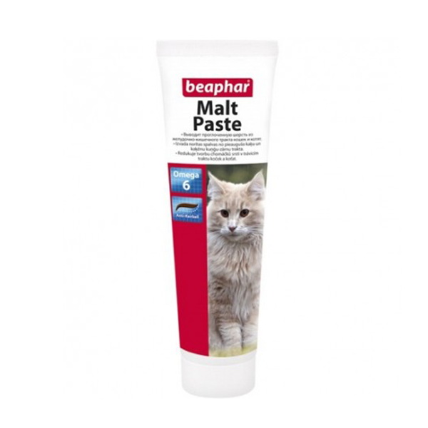 Beaphar Malt pasta za mačke - 25 g