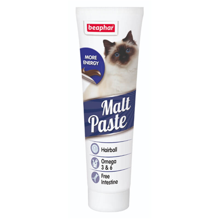 Beaphar Malt pasta za mačke - 100 g