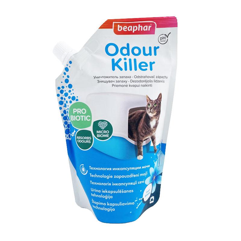 Beaphar nevtralizator vonja za mačje stranišče - 400 g