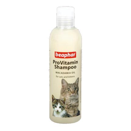 Beaphar Pro Vitamin šampon za mačke z Makadamijo - 250 ml