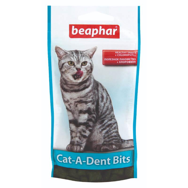 Beaphar Bits dental posladek za mačke - 35 g