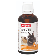 Beaphar Trink Fit, vitamini za glodavce - 50 ml