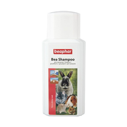 Beaphar šampon za glodavce - 200 ml