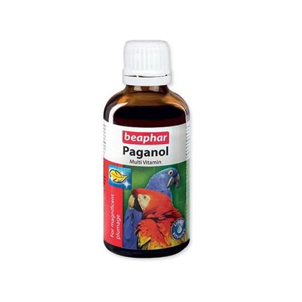 Beaphar Paganol, vitamini za perje - 50 ml