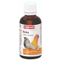 Beaphar Vinka, vitamini za ptice - 50 ml