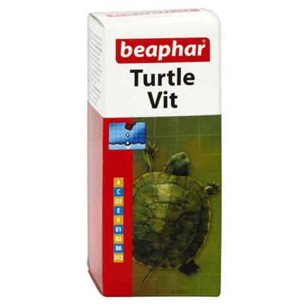 Beaphar Turtle vit, vitaminski dodatek za plazilce - 20 ml