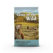 Taste Of The Wild Appalachian Valley, Small – prekajena divjačina, jagnjetina in čičerika