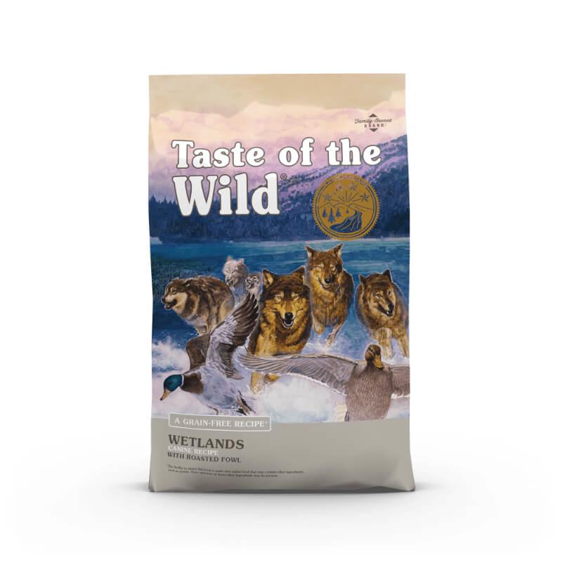 Taste Of The Wild Southwest Wetlands – pečena divja perutnina