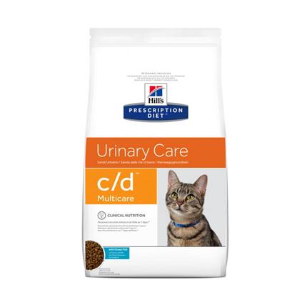 Hill's veterinarska dieta c/d - oceanska riba - 1,5 kg