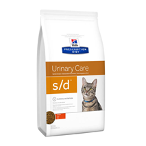 Hill's veterinarska dieta s/d - 1,5 kg
