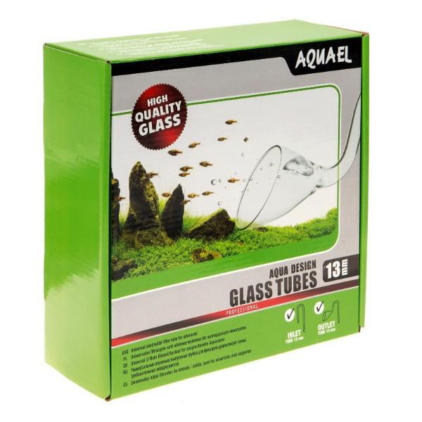 Aquael set steklenih cevi za zunanji filter - 13 / 16 mm