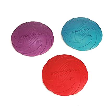 Beeztees Dog-O-Soar gumi frizbi - 18 cm