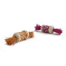 Beeztees igrača za glodavce snop koruzno ličje - 18 cm
