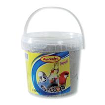 Avicentra pesek za ptice s školjkami - 1,5 kg