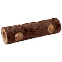 Small Animals skrivališče tunel deblo les, lubje - 7 x 30 cm