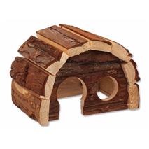 Small Animals hišica hobit les, lubje - 15 x 10 x 9 cm