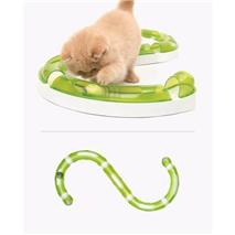 Catit Senses Play Circuit tunel + žogica