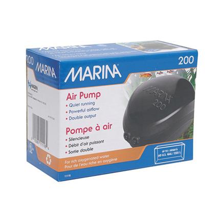 Marina zračna črpalka 200