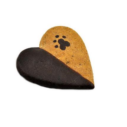Hov-Hov čokoladno srce (1 kos) - 40 g