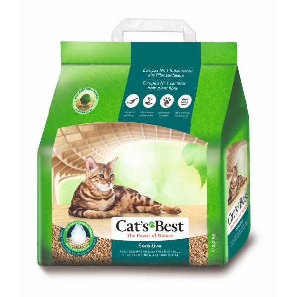 Cat's Best Green Power - 8 l