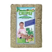 Chipsi Clean stelja iz konoplje - 30 l