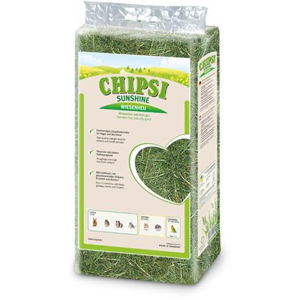 Chipsi Sunshine seno - 1 kg