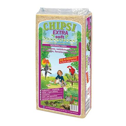 Chipsi Extra Soft stelja - 8 kg