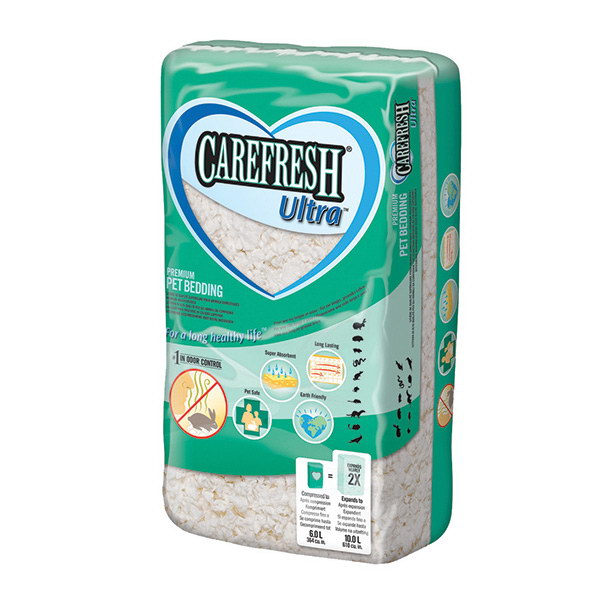 Carefresh stelja Ultra (white) - 10 l