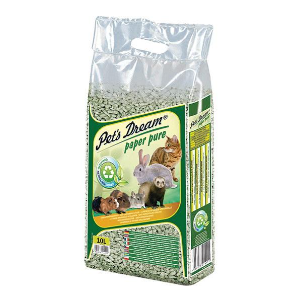 Pet's dream Paper Pure - 4,8 kg