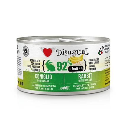 Disugual Fruit - zajec in banana - 150 g