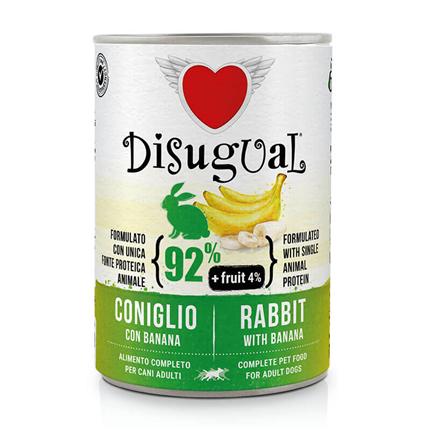 Disugual Fruit - zajec in banana - 400 g