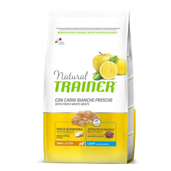 Trainer Natural Adult Light Small - sveže belo meso 2 kg