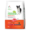 Natural Trainer Adult Medium - govedina in riž 3 kg