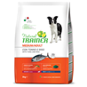 Natural Trainer Adult Medium - riba in riž 12 kg