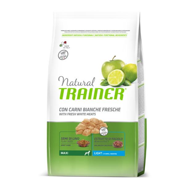 Trainer Natural Adult Light Maxi - sveže belo meso 12 kg