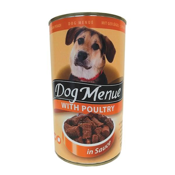 Dog Menu - perutnina
