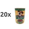 Dog Menu - govedina 20 x 415 g